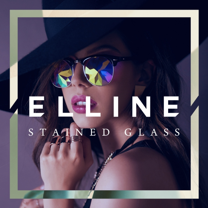 ELLINE - Stained Glass Cover