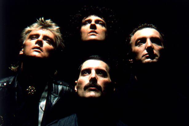 Queen-rock-band-members-Freddie-Mercury-Brian-May-Roger-Taylor-Brian-Deacon