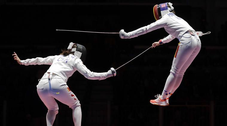 Rio Olympics Fencing Women