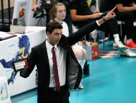 Turkish coach Ferhat AKBAŞ